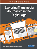 Immersive Journalism Design Within a Transmedia Space