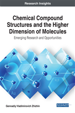 The Structure and Higher Dimension of Molecules s- and p-Elements