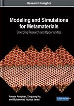 Design and Simulations of Negative Refractive Index Metamaterial (NIR) SRR and CSRR Structures