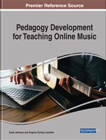 Pedagogy Development for Teaching Online Music