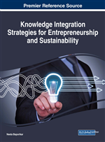 Knowledge Integration Strategies for Entrepreneurship and Sustainability