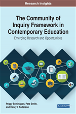 Community of Inquiry Research Today: An Overview