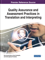 Quality Assessment in Audio Description: Lessons Learned From Interpreting