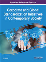 Corporate and Global Standardization Initiatives in Contemporary Society