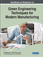 Handbook of Research on Green Engineering Techniques for Modern Manufacturing