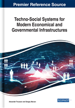 Techno-Social Systems for Modern Economical and Governmental Infrastructures