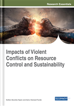 Impacts of Violent Conflicts on Resource
