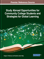 Changing the Conversation: Measures That Contribute to Community College Education Abroad Success