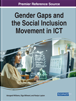 Gender Gaps and the Social Inclusion Movement in ICT
