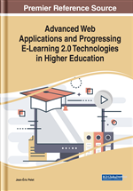 Advanced Web Applications and Progressing E-Learning 2.0 Technologies in Higher Education