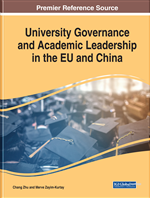 Governance of Higher Education Institutions in China: Structures and Trends