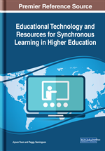 Educational Technology and Resources for Synchronous Learning in Higher Education