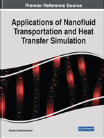 Applications of Nanofluid Transportation and Heat Transfer Simulation