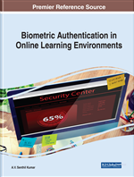 Biometric Authentication in Online Learning Environments
