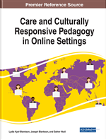 E-Relationships: Using Computer-Mediated Discourse Analysis to Build Ethics of Care in Digital Spaces