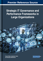 Information Security Governance in Large Organizations: A Maturity Framework