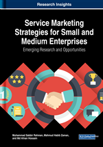 Service Marketing Strategies for Small and Medium Enterprises: Emerging Research and Opportunities