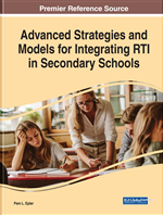 It Takes a Well-Organized Village: Implementing RTI/MTSS Models in Secondary Schools