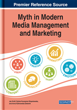 A Myth and Media Management: The Facade Rhetoric and Business Objectives
