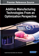 Additive Manufacturing Technologies From an Optimization Perspective
