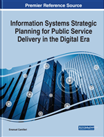 Defining the Organisation's Needs for Public Service Delivery in the Digital Era