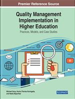 Service Quality Imperative for Quality Assurance in Higher Education: A Case Study