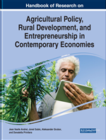 Handbook of Research on Agricultural Policy, Rural Development, and Entrepreneurship in Contemporary Economies