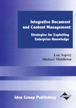 Characteristics of Enterprise Document Environments