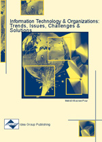 Information Technology & Organizations: Trends, Issues, Challenges & Solutions