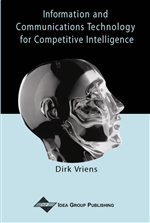 The Role of Information and Communication Technology in Competitive Intelligence