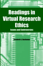 Conducting Ethical Research Online: Respect for Individuals, Identities and the Ownership of Words