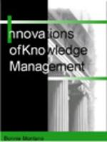 The European Challenge of KM and Innovation: A Skills and Competence Portfolio for the Knowledge Worker in SME's