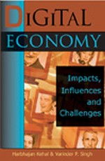 Socio-Economic Impacts and Influences of E-Commerce in a Digital Economy