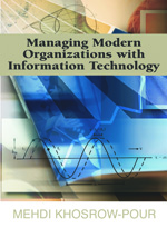Managing Modern Organizations Through Information Technology