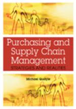 Developments in Purchasing and Supply Chain Management and Logistics