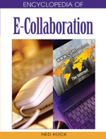 Collective Meaning in E-Collaborating Groups