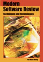 Software Review Tools and Technologies