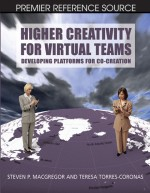 The Building Blocks for Creativity in Virtual Teams