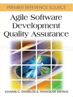 Agile Software Development Quality Assurance: Agile Project Management, Quality Metrics, and Methodologies