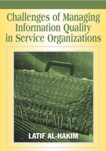Analyzing Information Quality in Virtual Networks of the Services Sector with Qualitative Interview Data