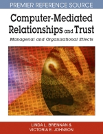 Knowledge Management and Trust in E-Networks