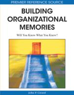 Creating and Sustaining Meta Organizational Memory: A Case Study