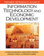 The Evolution of ICT, Economic Development, and the Digitally-Divided Society