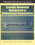Knowledge Creation in Commitment-Based Value Networks in Multinational Organizations