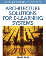 Architectures of Existing and Conceptual Applications of Podcasting in E-learning Systems