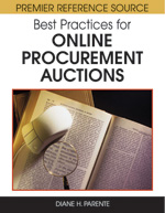 Economic Effects of Electronic Reverse Auctions: A Procurement Process Perspective