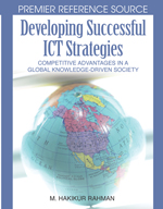 Developing Successful ICT Strategies: Competitive Advantages in a Global Knowledge-Driven Society