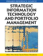 Strategic IT Portfolio Management for Development of Innovative Competences