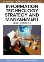 Information Technology Strategy and Management: Best Practices