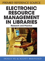 Evolving Roles for Electronic Resources Librarians